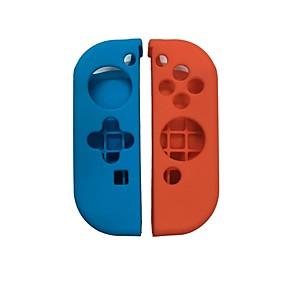 ieftine Accesorii PS3-Controler de joc Protector de caz Pentru Nintendo comutator . Adorabil Controler de joc Protector de caz Silicon 1 pcs unitate