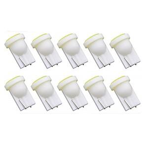 ieftine Car Signal Lights-10pcs T10 Mașină Becuri 1 W COB 50 lm 1 LED Bec Semnalizare Pentru