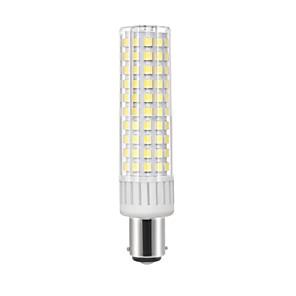 ieftine Becuri LED Bi-pin-1 buc 8.5 W Becuri LED Corn 1105 lm BA15d T 125 LED-uri de margele SMD 2835 Intensitate Luminoasă Reglabilă Alb Cald Alb Rece 220 V 110 V