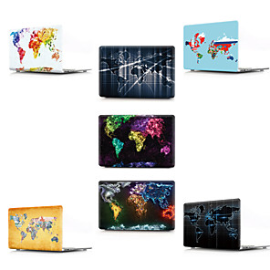 "povoljno MacBook Air 13"" maske-MacBook Slučaj Karta / 3D likovi PVC za New MacBook Pro 13"" / MacBook Air 13"" / MacBook 12''"