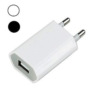 ieftine Mufă de încărcare-Încărcător Portabil Încărcător USB Priză EU QC 3.0 1 Port USB 1 A 100~240 V pentru Παγκόσμιο