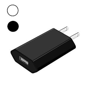 ieftine Inele-Încărcător Portabil Încărcător USB Priză US QC 3.0 1 Port USB 1 A 100~240 V pentru Παγκόσμιο