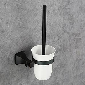 ieftine Ustensile & Gadget-uri de Copt-Suport Perie Toaletă Model nou / Cool Modern Aluminiu 1 buc Suport perie de toaletă Montaj Perete