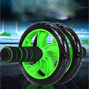 """ieftine Accesorii Fitness-5.91""""(Approx.15cm) Rola de roată Ab Cu 1 Rogojină Comfortabil, Non-alunecoasă, Stabilitate întindere, Îmbunătățirea coturilor din spate PVC (PVH), PP+ABS Pentru Fitness / Gimnastică antrenament / A"""