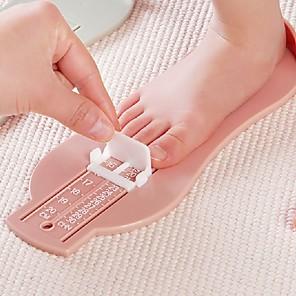 ieftine Gadget Baie-copil copil picior masura popi picioare pentru sugari măsurați gabaritul pantofi de picior dimensiunea de măsurare rigla instrument toddler pantofi fitinguri aleatoare