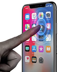 Недорогие Защитные пленки для iPhone XR-Защитная пленка для яблочного экрана asling iphone x / xs / xr / xs макс. 9h твердость Защитная пленка для переднего экрана 1 шт. закаленное стекло