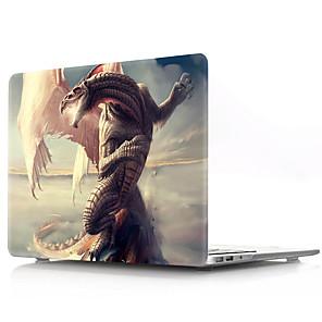 """ieftine Protectoare Ecran de iPhone 6s / 6-MacBook Carcase Animal / Desene Animate PVC pentru MacBook Air 11-inch / Noul  MacBook Pro 13"""" / New MacBook Air 13"""" 2018"""