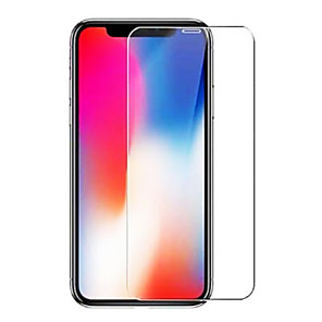 povoljno Zaštita zaslona za iPhone X-AppleScreen ProtectoriPhone XS Visoka rezolucija (HD) Prednja zaštitna folija 1 kom. Kaljeno staklo