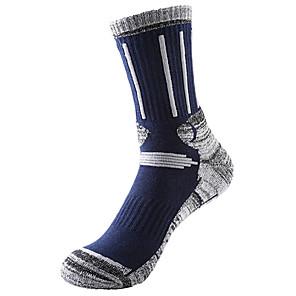 ieftine Îmbrăcăminte de Drumeții-Schi Șosete / Sosete lungi Șosete sportive / șosete atletice Bărbați Keep Warm / Respirabil / Purtabil Snowboard Bumbac / Tactel / Coolmax® Modă Sporturi de Iarnă Toamnă / Iarnă / Elastan / Strech