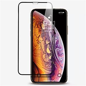 povoljno Zaštita zaslona za iPhone X-AppleScreen ProtectoriPhone XS 9H tvrdoća Prednja zaštitna folija 1 kom. Kaljeno staklo