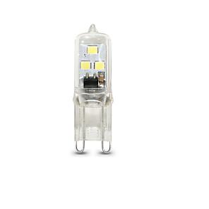 Недорогие Чехлы и кейсы для Galaxy S3-1шт 1 W Двухштырьковые LED лампы 100 lm G9 T 6 Светодиодные бусины SMD 2835 Тёплый белый Холодный белый 220 V