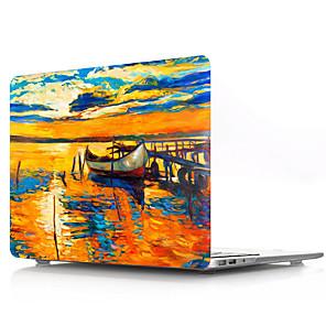 """povoljno MacBook Air 13"""" maske-macbook case ulje na platnu kulise pvc za macbook air pro retina 11 12 13 15 poklopac laptopa za macbook novi pro 13,3 15 inčni sa dodirnom trakom"""