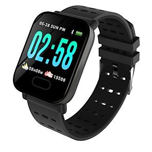 ieftine Legături Fundă-BoZhuo A6 Unisex Brățară inteligent Android iOS Bluetooth Rezistent la apă Monitor Ritm Cardiac Măsurare Tensiune Arterială Calorii Arse Înregistrare Exerciţii Pedometru Reamintire Apel Sleeptracker
