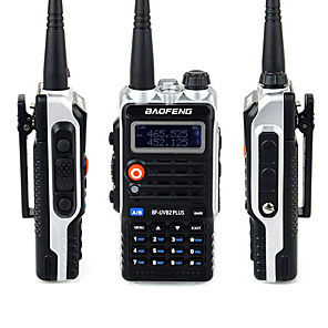 ieftine Walkie Talkies-baofeng® bf-uvb2 plus handheld walkie talkie> 10km 8w radio cu două căi
