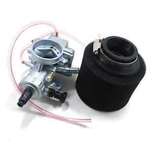 ieftine Părți Motociclete & ATV-filtru de aer filtru de aer 42mm carburant 42mm pentru 140 150 160cc bicicletă pentru biciclete