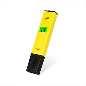 ieftine Testere & Detectoare-rz-ph124 ii lcd digital ph metru stilou de testare intrumentos de medidas grădină hidroponie vin urină acvariu piscină apă