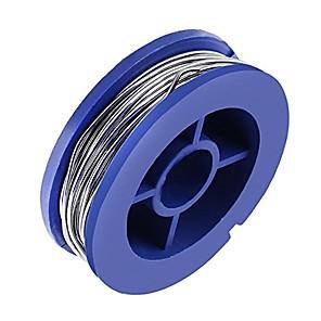 ieftine Ciocan de lipit & Accesorii-0.8mm de plumb de plumb de colofoniu de bază de lipire sârmă de lipit 3.5x1.1cm conținutul de flux de lipire de sârmă roll de sârmă