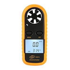 ieftine Testere & Detectoare-BENETECH gm816 Anemometru 0.3-30m/s Măsură
