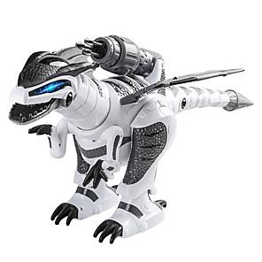ieftine Inele-OWI Seturi de știință și explorare Dinosaur Tyrannosaurus rex Telecomandă cântat Dans Copii Elementar Jucarii Cadou