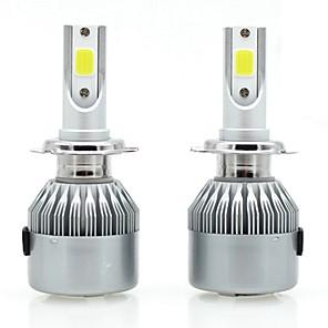 ieftine Faruri de Mașină-SENCART 2pcs 880/902 / H7 / H3 Motocicletă / Mașină Becuri 36 W LED Integrat / COB 3800 lm 2 LED / Halogen Bec Ceață / Bec de Zi / Frontală Pentru