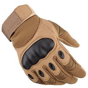 Недорогие Мотоциклетные перчатки-Полный палец Муж. Мотоцикл перчатки Ткань Износостойкий / Non Slip