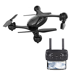 ieftine RC Quadcopter-RC Dronă KF600 BNF WIFI Cameră HD 720 Quadcopter RC Headless Mode / Zbor De 360 Grade Quadcopter RC / Telecomandă / 1 Cablu USB