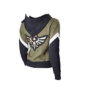 ieftine Cosplay Anime-Inspirat de The Legend of Zelda Legătură Anime Costume Cosplay Japoneză hanorace Cosplay Peteci Design Special Hanorac cu Glugă Pentru Unisex