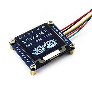 ieftine Conectoare & Terminale-modul de afișare de 1,5 inchi de afișare 128x128 pixeli 16 interfață spi / i2c la scară gri
