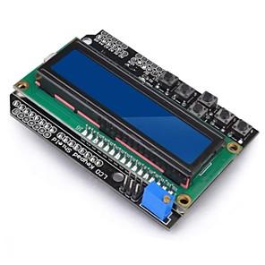 ieftine Momeală Pescuit-1602 ecran scut lcd display v3 pentru arduino uno r3 mega2560 nano