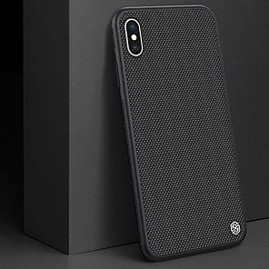 abordables Carcasas / Fundas para Huawei-Funda Para Apple iPhone XS / iPhone XR / iPhone XS Max Antigolpes / Congelada Funda Trasera Un Color Dura TPU