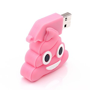 Недорогие USB флеш-накопители-8GB флешка диск USB USB 2.0 силикагель Необычные Беспроводной диск памяти