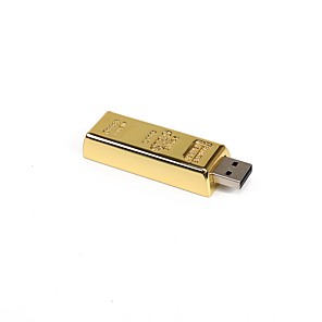 ieftine Audio & Video-128GB Flash Drive USB usb disc USB 2.0 Aluminiu-aliaj de magneziu Neregulat Stocare Wireless