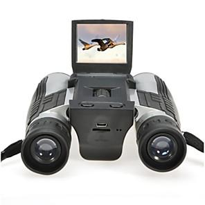 ราคาถูก กล้องส่องทางไกล-ซูม fs608 ดิจิตอลกล้องโทรทรรศน์กล้องสองตา 5MP CMOS เซ็นเซอร์ 2.0 '' TFT Full HD 1080p DVR ภาพวิดีโอบันทึก USB กล้องส่องทางไกล