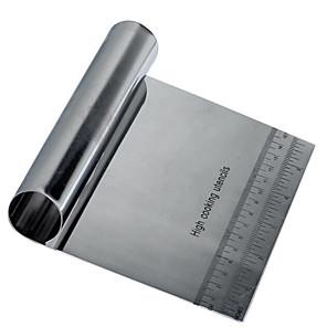 ieftine Kit-uri de Bijuterii-1 buc Teak Oțel inoxidabil O noua sosire Reparații Utilizare Zilnică Ustensile Novelty de Bucătărie Dreptunghiular Unelte pentru paste Instrumente de coacere