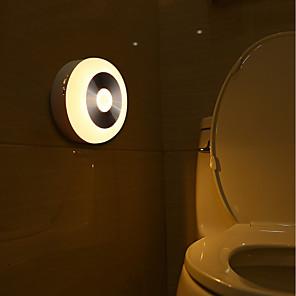 ieftine Lumini Nocturne LED-brend inteligent corp uman de inducție usb încărcare noapte lumina 1 buc