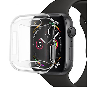 ieftine Produse de curățat-Maska Pentru Apple Apple Watch Series 4 Silicon Apple