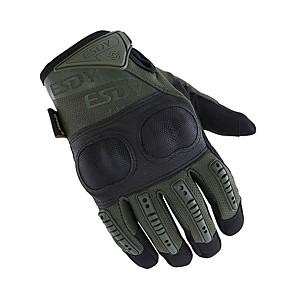 Недорогие Мотоциклетные перчатки-Полный палец Муж. Мотоцикл перчатки Микроволокно / Нейлон / Дышащая сетка Дышащий / Сохраняет тепло / Износостойкий