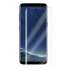 ieftine Protectoare Ecran de Samsung-Samsung GalaxyScreen ProtectorS8 Plus High Definition (HD) Ecran Protecție Față 1 piesă TPU