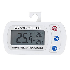 ieftine Părți Motociclete & ATV-OEM TS-BY53 Mini Termometru pentru temperatura frigiderului -20~50 Viata acasa