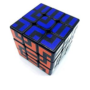ieftine Cuburi Magice-Magic Cube IQ Cube Scramble Cube / Floppy Cube 3*3*3 Cub Viteză lină Cuburi Magice Alină Stresul puzzle cub Profesional Ameliorează ADD, ADHD, anxietate, autism model geometric Pentru copii