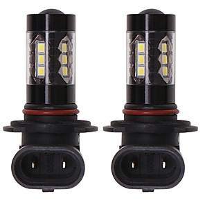 ieftine Lumini de Ceață Mașină-OTOLAMPARA 2pcs H10 / H9 / H11 Mașină Becuri 80 W SMD 2835 1660 lm 16 LED Bec Ceață Pentru Pontiac Terrain / Talon / Stealth 2018