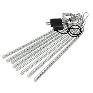 ieftine Benzi Luminoase-3M Bară Rigidă Cu Becuri LED 160 LED-uri Dip Led 1 buc RGB Alb Albastru Rezistent la apă Nuntă Crăciun decor de nunta 100-240 V / IP65