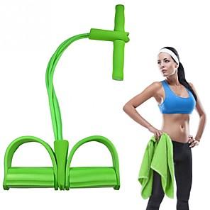 ieftine Accesorii Fitness-Benzi de Rezistenta Compus Antrenament de rezistenta Yoga Fitness A face exerciţii fizice Pentru Unisex Parte a corpului