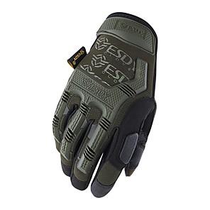Недорогие Мотоциклетные перчатки-Полныйпалец Муж. Мотоцикл перчатки Микроволокно / Нейлон / силикагель Износостойкий / Защитный / Non Slip