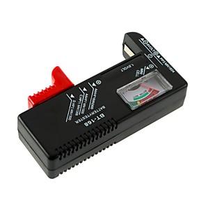 billige Digitale Multimetre & Oscilloskoper-OEM BT168 Batteri Tester Praktisk / Måleinstrumenter / Pro