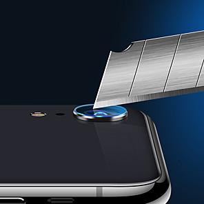 Недорогие Защитные пленки для iPhone XR-AppleScreen ProtectoriPhone XR HD Протектор объектива камеры 1 ед. Закаленное стекло