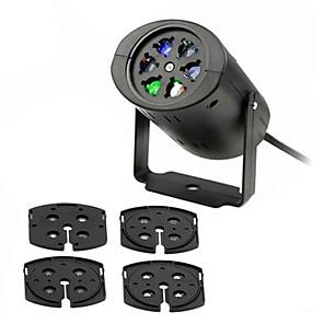 ieftine Lumini LED de Scenă-JIAWEN 240 lm LED-uri de margele Ușor de Instalat Lumini LED Scenă Multicolor 85-265 V / 1 bc / RoHs / CE / CCC