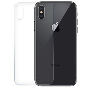 ieftine Momeală Pescuit-AppleScreen ProtectoriPhone XS High Definition (HD) Protecție Spate 1 piesă Sticlă securizată