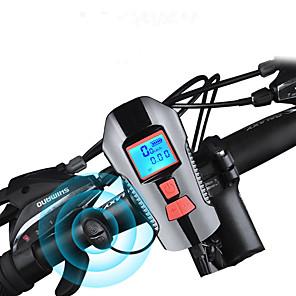 ieftine Frontale-LED Lumini de Bicicletă Iluminat Bicicletă Față Lumina cornului de bobină Bicicletă Ciclism Rezistent la apă Foarte luminos Atenţie Eliberare rapidă USB 1000 lm Reîncărcabil USD Alb Camping