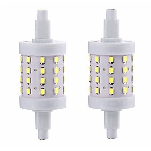 ieftine Lumini Tub LED-SENCART 1 buc 5 W Neoane 800 lm R7S 36 LED-uri de margele SMD 2835 Decorativ Alb Cald Alb Rece 85-265 V